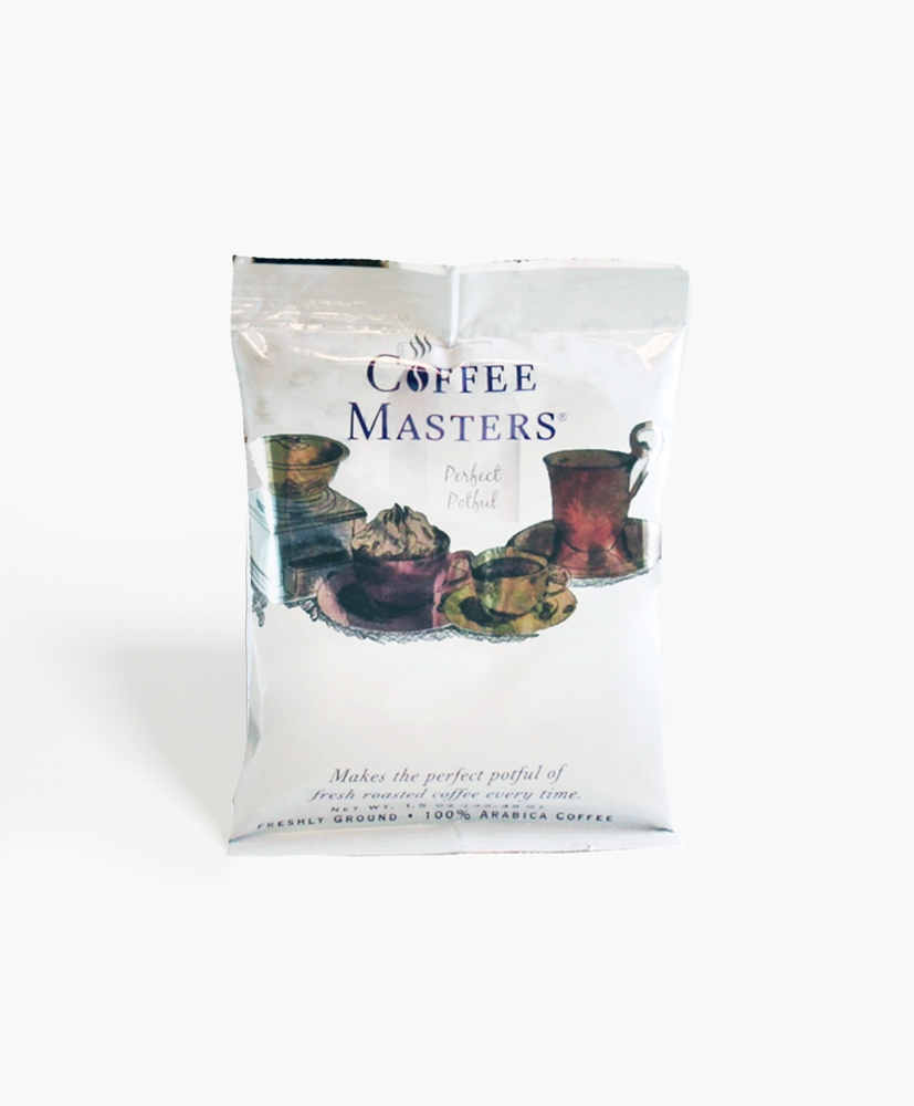 Sumatra Perfect Potful® - 12 packets