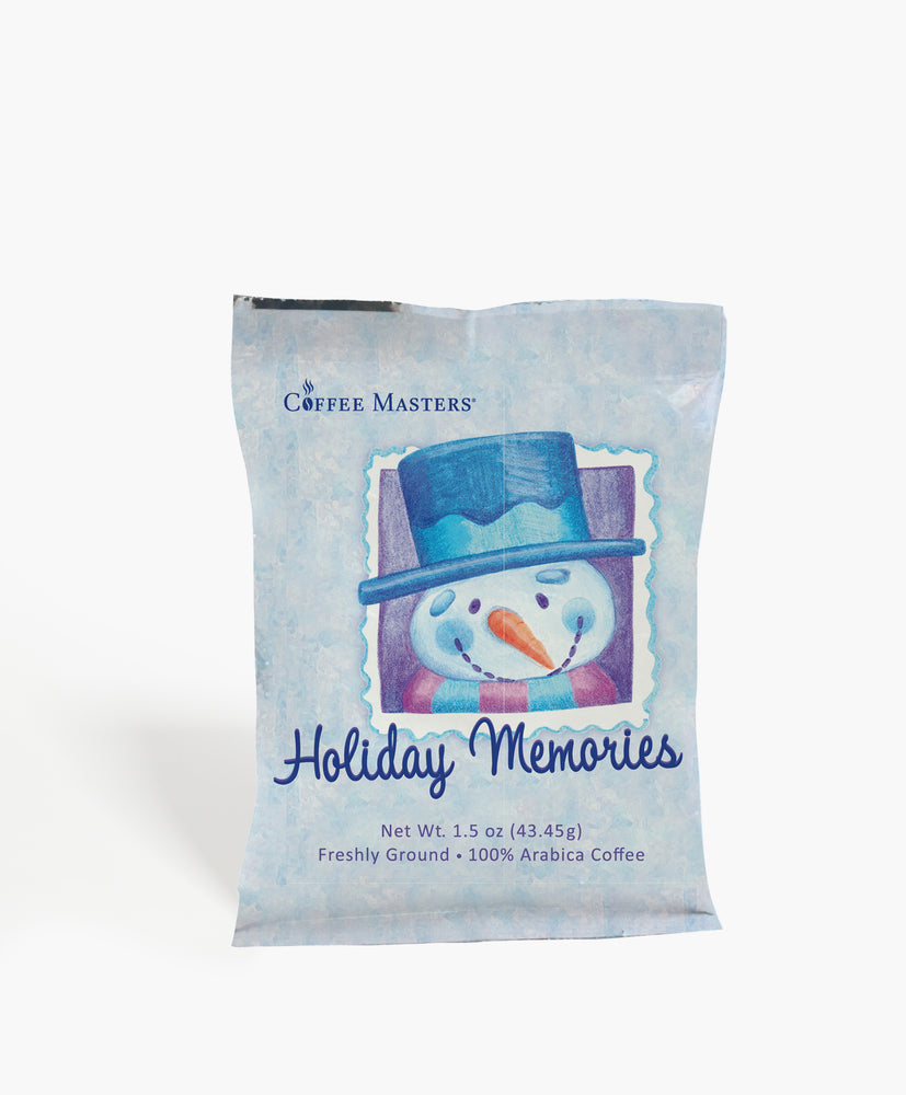 Holiday Memories Perfect Pot - 24 Packets