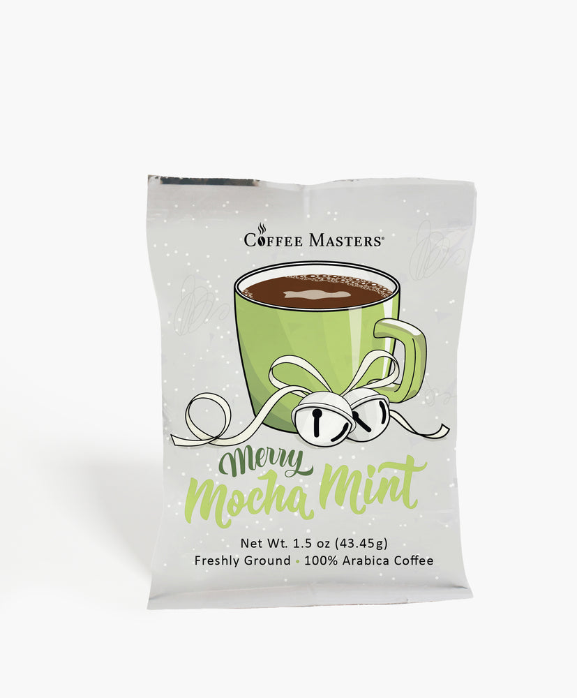 Merry Mocha Mint Perfect Pot - 24 Packets