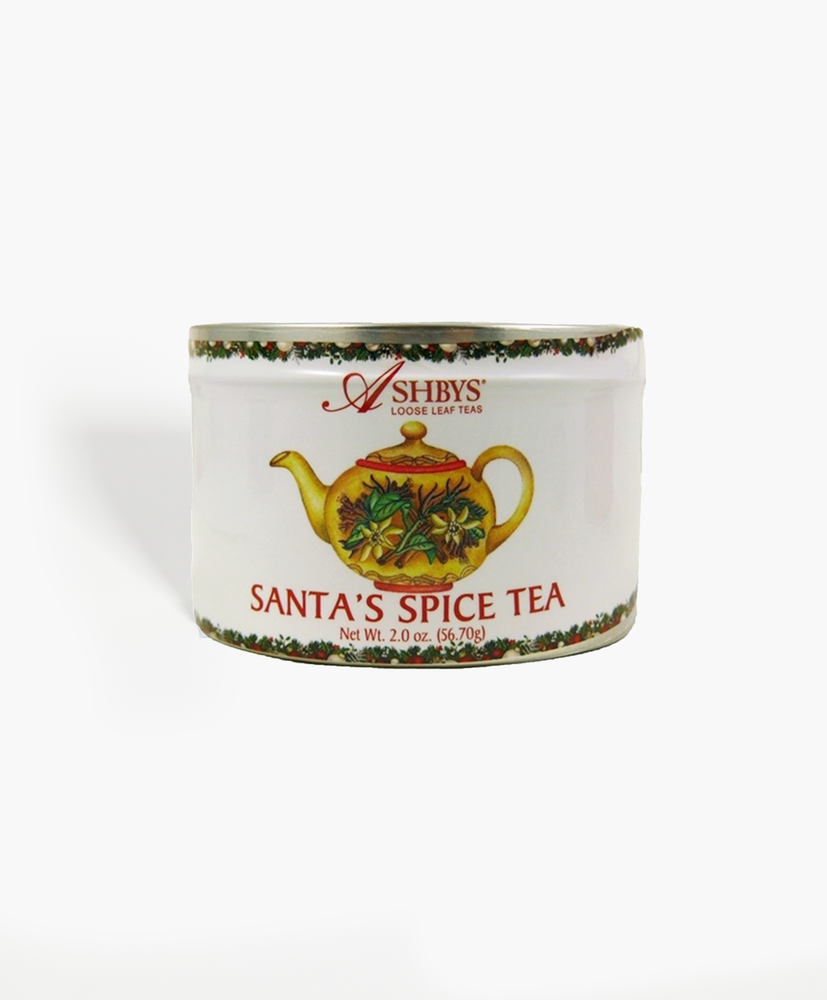 Ashby's Santa's Spice Loose Leaf Tea Tin