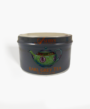 Earl Grey Loose Leaf 2 oz. Tea Tin