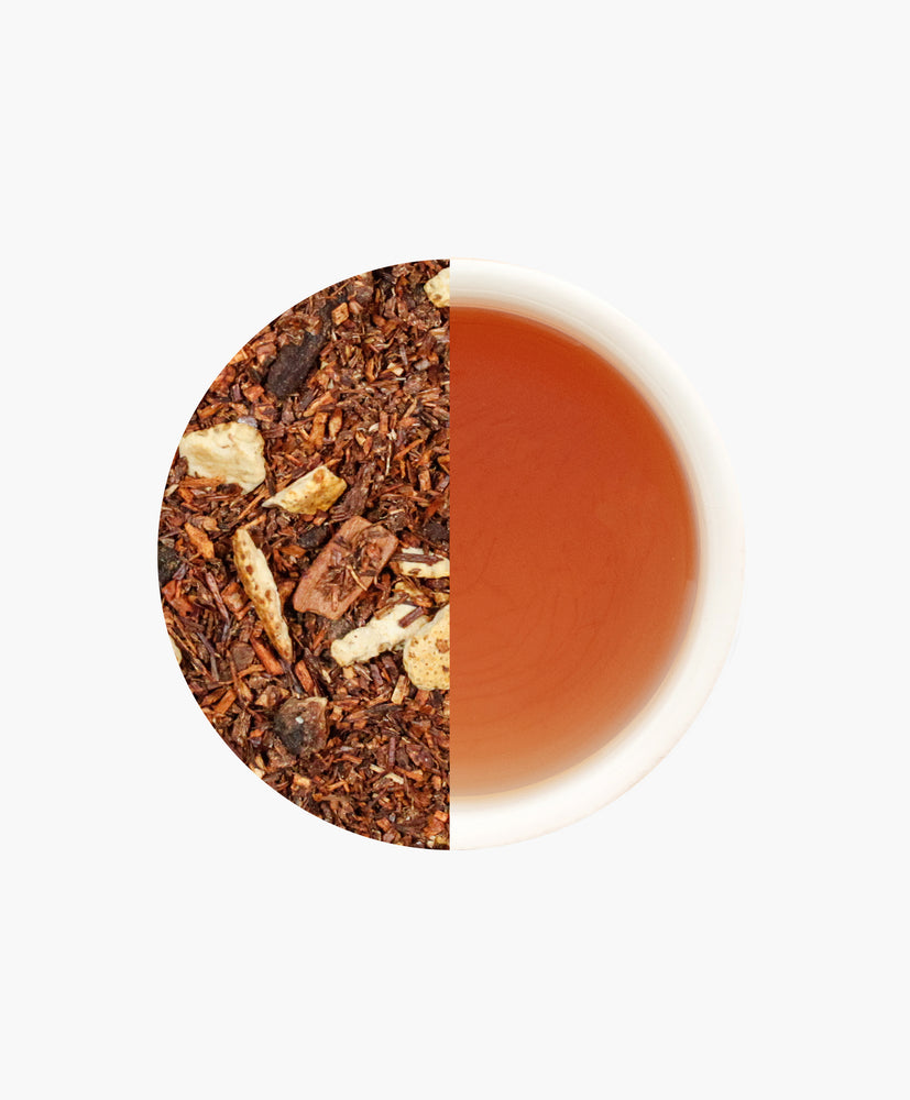 Rooibos Vanilla Chai Herbal Loose Leaf Tea