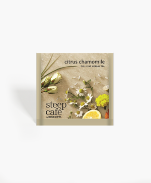 Load image into Gallery viewer, Steep Cafe - Citrus Chamomile Tea Bags