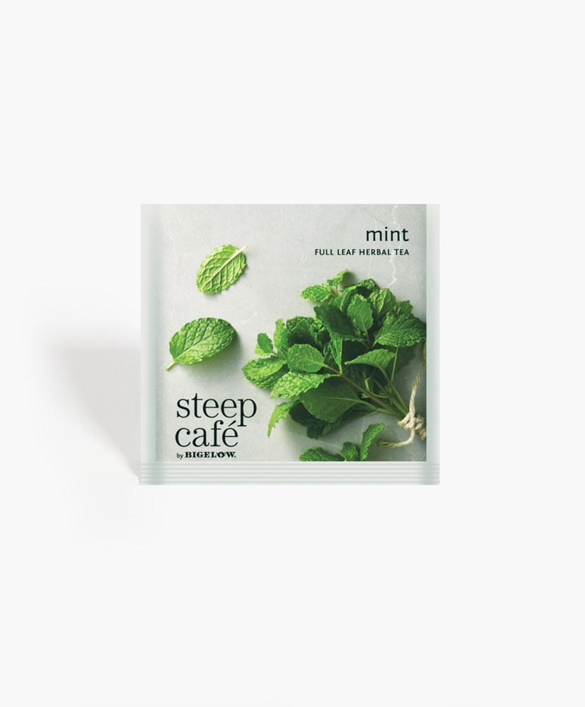 Steep Cafe - Mint Tea Bags