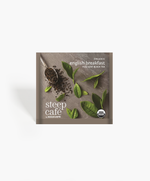 Steep Cafe - Organic English Breakfast Tea Bags