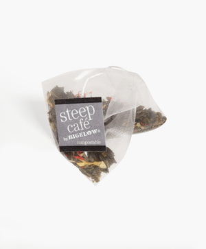 Load image into Gallery viewer, Steep Cafe - Organic Tropical Green Tea Bags