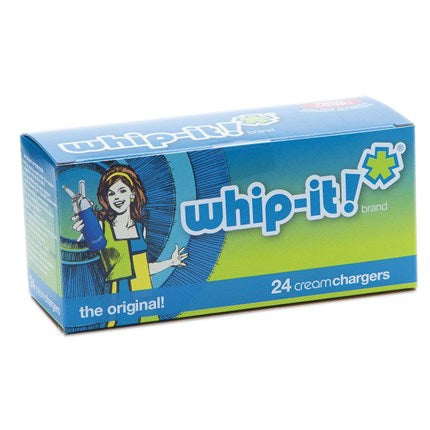 Whip-it! Cream Chargers (Case of 24)