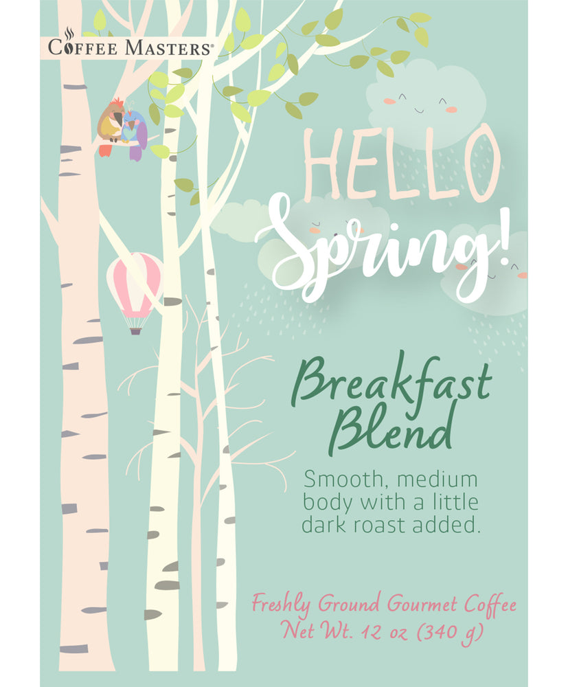 Load image into Gallery viewer, Breakfast Blend - Spring Bag