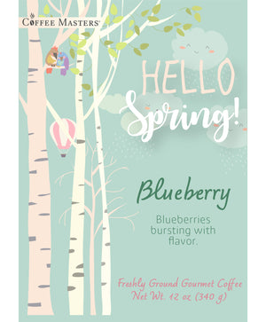 Blueberry - Spring Bag