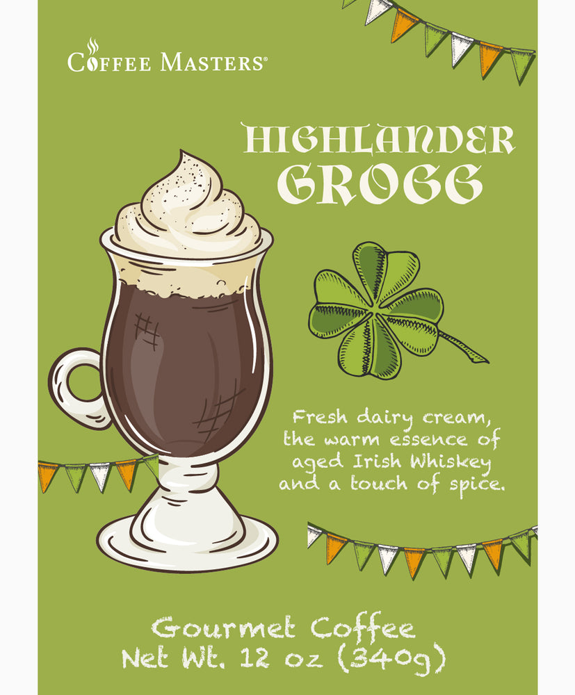 Highlander Grogg - St. Patrick's Day Bag