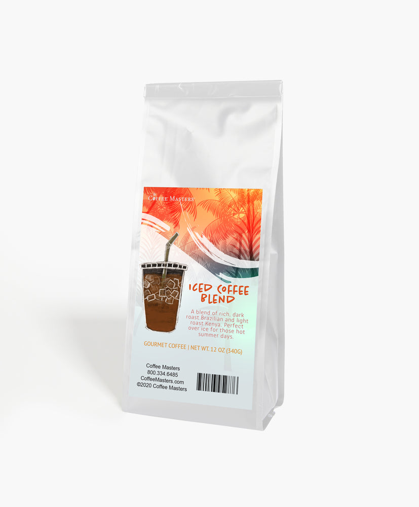 Iced Coffee Blend - Summer Bag
