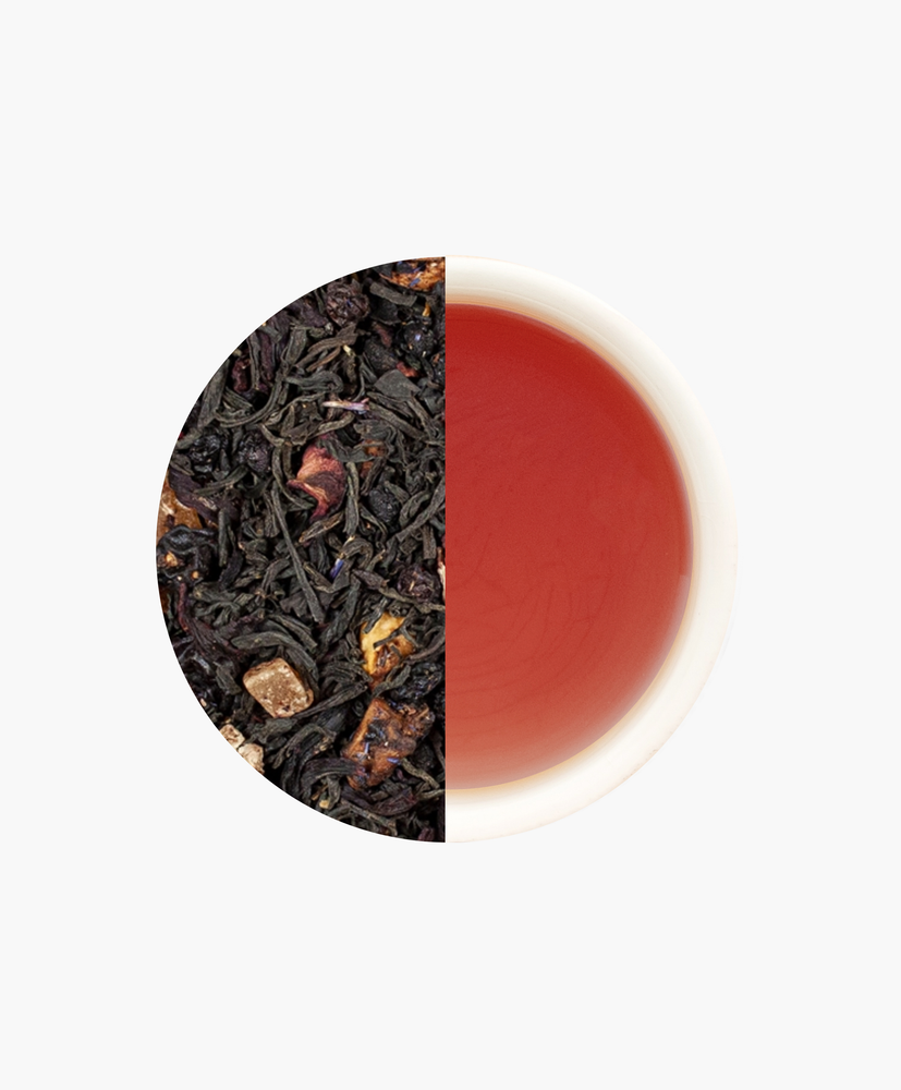 Load image into Gallery viewer, Passionate Peach Loose Leaf Tea