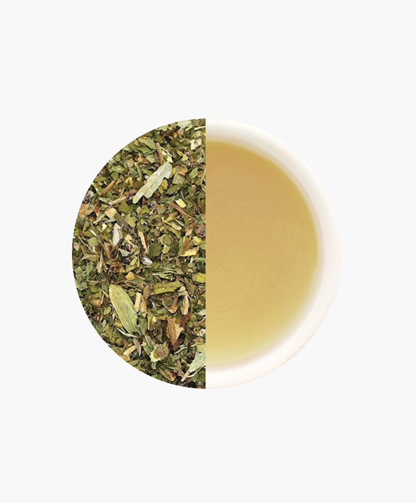 Peppermint Herbal Loose Leaf Tea