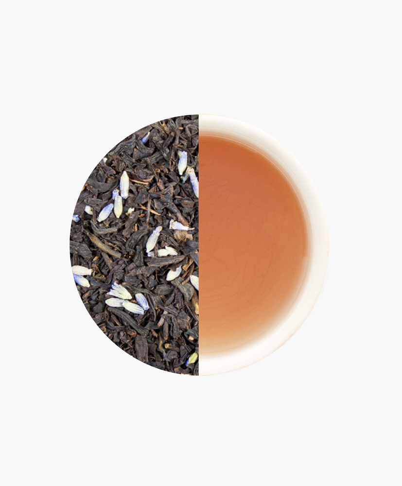 Earl Grey with Lavender Loose Leaf Tea