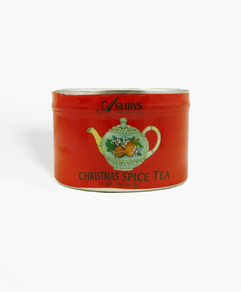 Ashby's Christmas Spice Loose Leaf 2 oz. Tea Tin