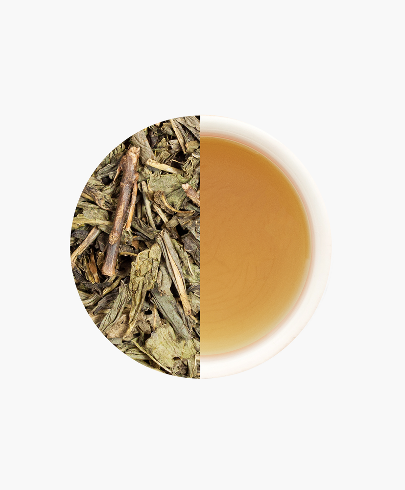 Green Decaf Loose Leaf Tea