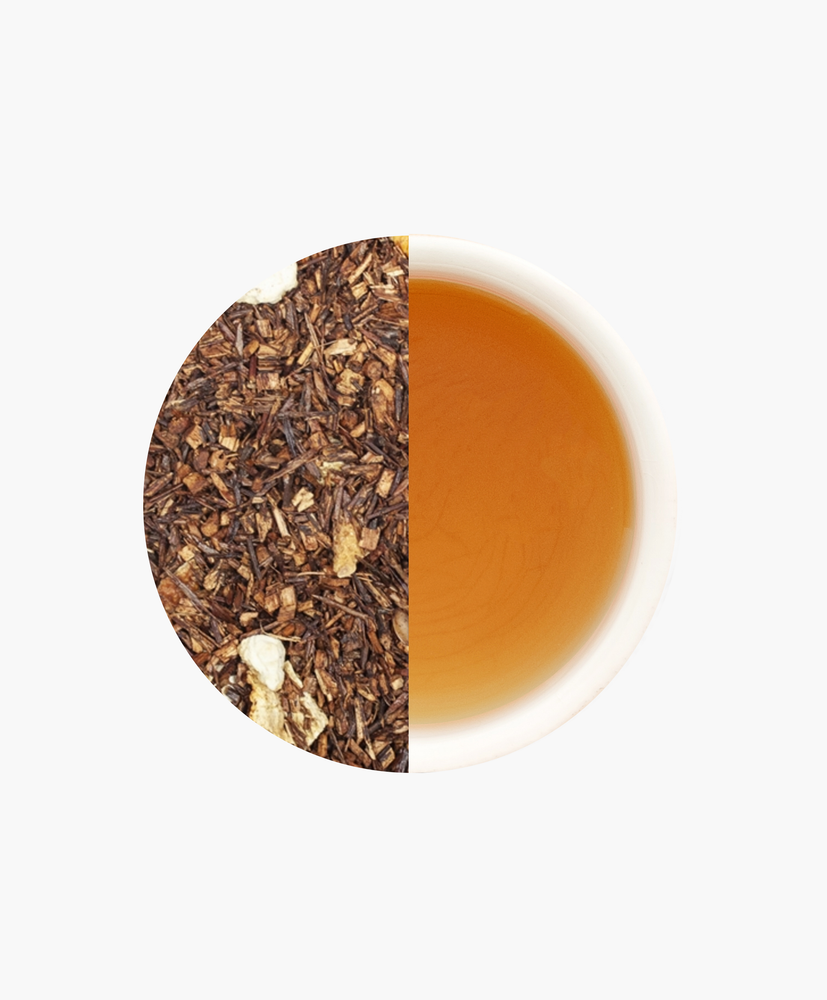Mandarin Rooibos Herbal Loose Leaf Tea