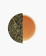 Green Mandarin Orange Sencha