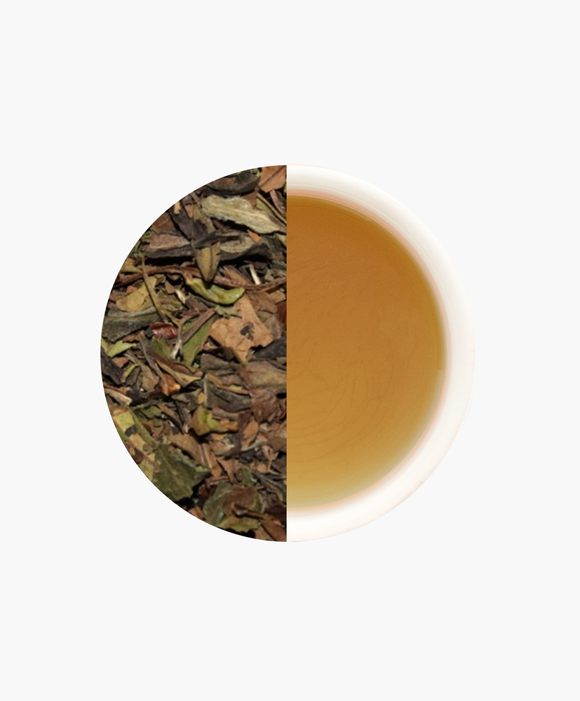 Pai Mu Tan Loose Leaf Tea