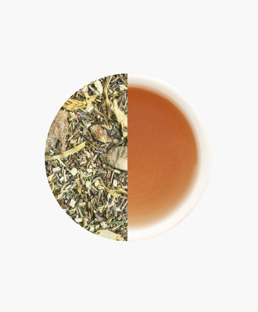 Green Rooibos Key West Herbal Loose Leaf Tea