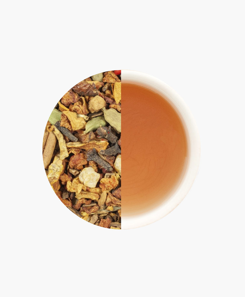 Pumpkin Patch Herbal Loose Leaf Tea