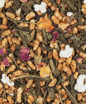 Load image into Gallery viewer, Honey Rice Cake Tea Loose Leaf Tea