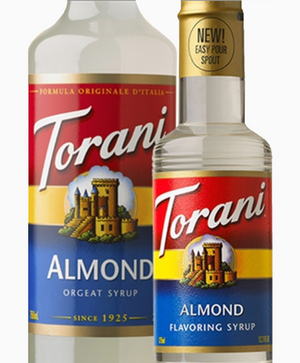 Load image into Gallery viewer, Almond Torani® 750 ml Syrups