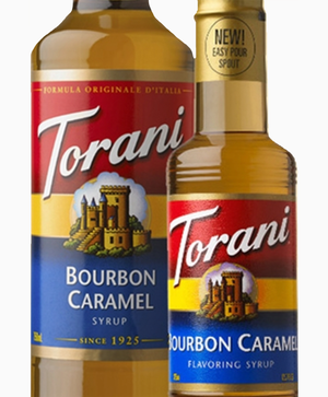 Load image into Gallery viewer, Bourbon Caramel Torani®  750 ml Syrups