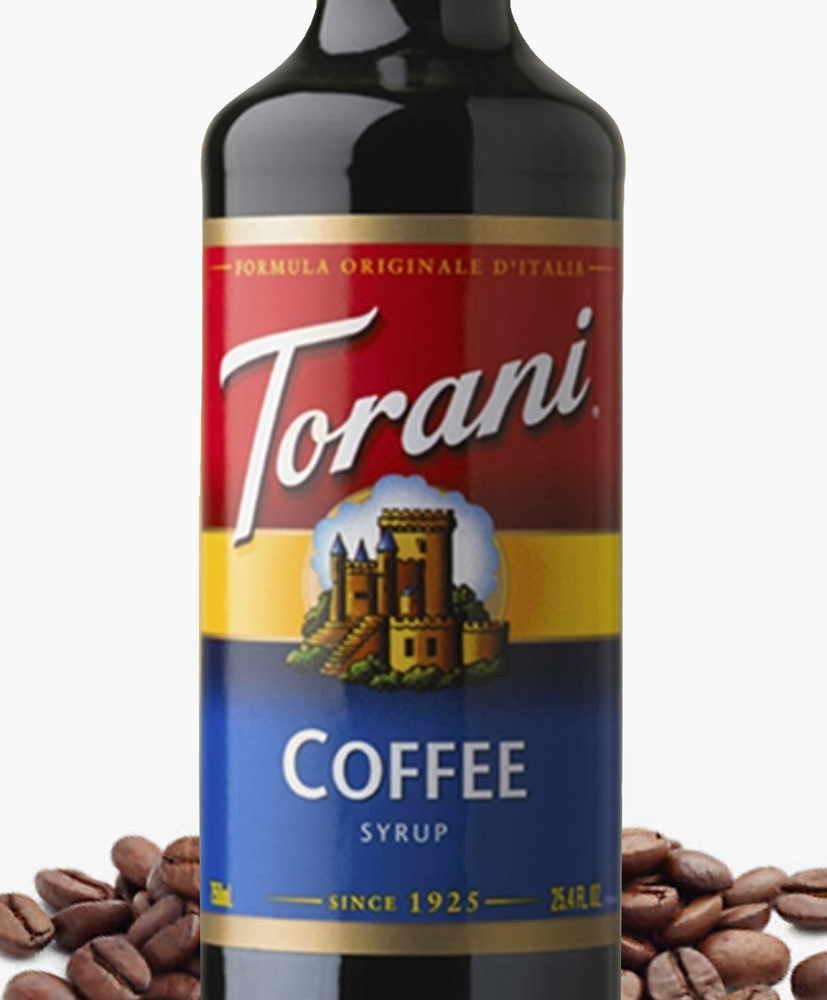 Coffee Torani 750 ml Syrups