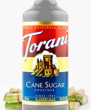 Load image into Gallery viewer, Cane Sugar Sweetener Torani 750 ml Syrups