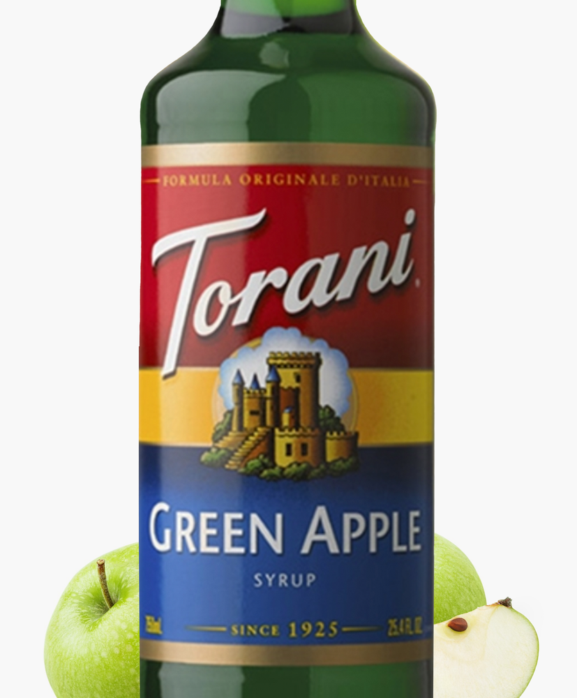 Load image into Gallery viewer, Green Apple Torani 750 ml Syrups