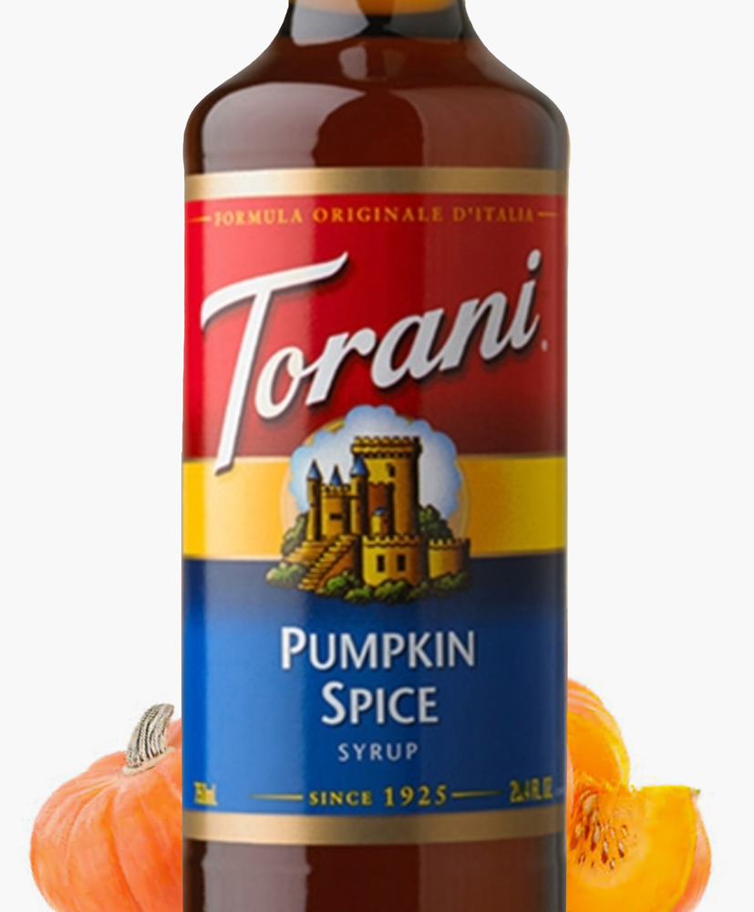 Load image into Gallery viewer, Pumpkin Spice Torani 750 ml Syrups