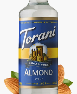 Load image into Gallery viewer, Sugar-Free Almond Torani 750 ml Syrups