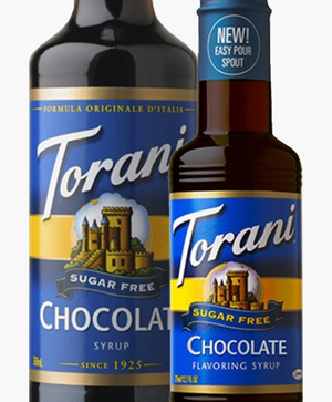 Sugar-Free Chocolate Torani® 750 ml Syrups