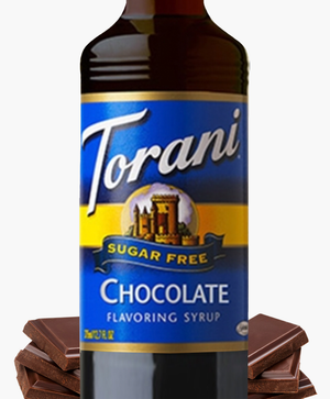 Sugar-Free Chocolate Torani 750 ml Syrups