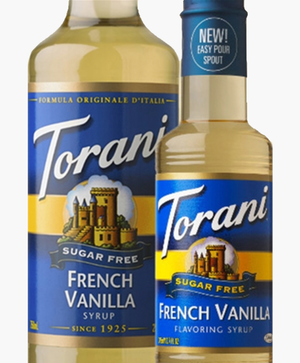 Load image into Gallery viewer, Sugar-Free French Vanilla Torani® 750 ml Syrups