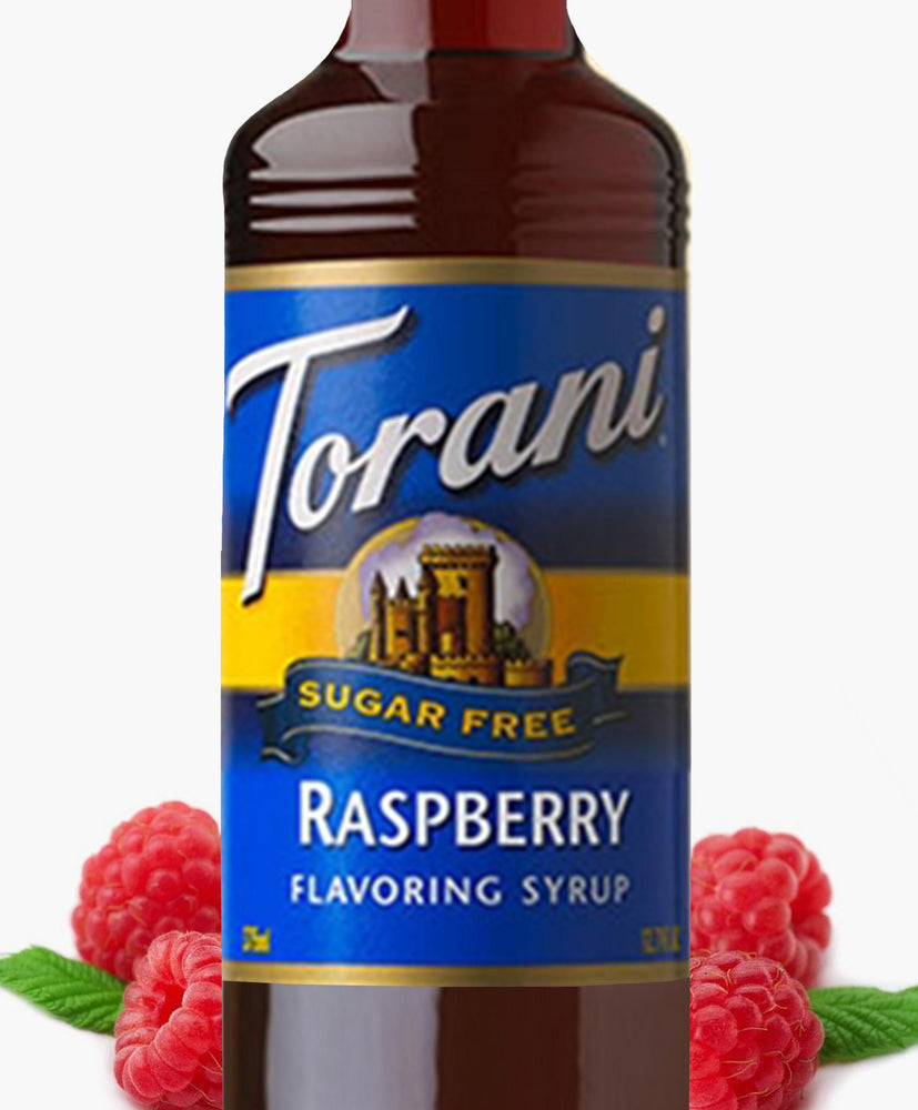 Sugar-Free Raspberry Torani 750 ml Syrups