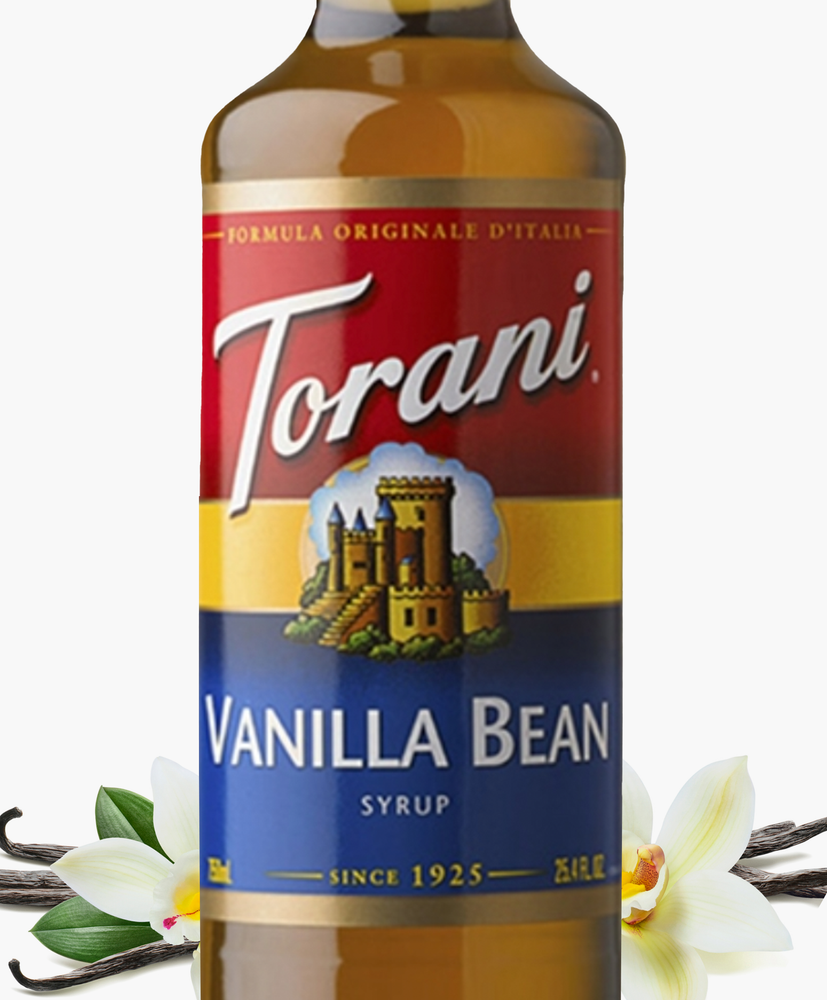 Load image into Gallery viewer, Vanilla Bean Torani 750 ml Syrups