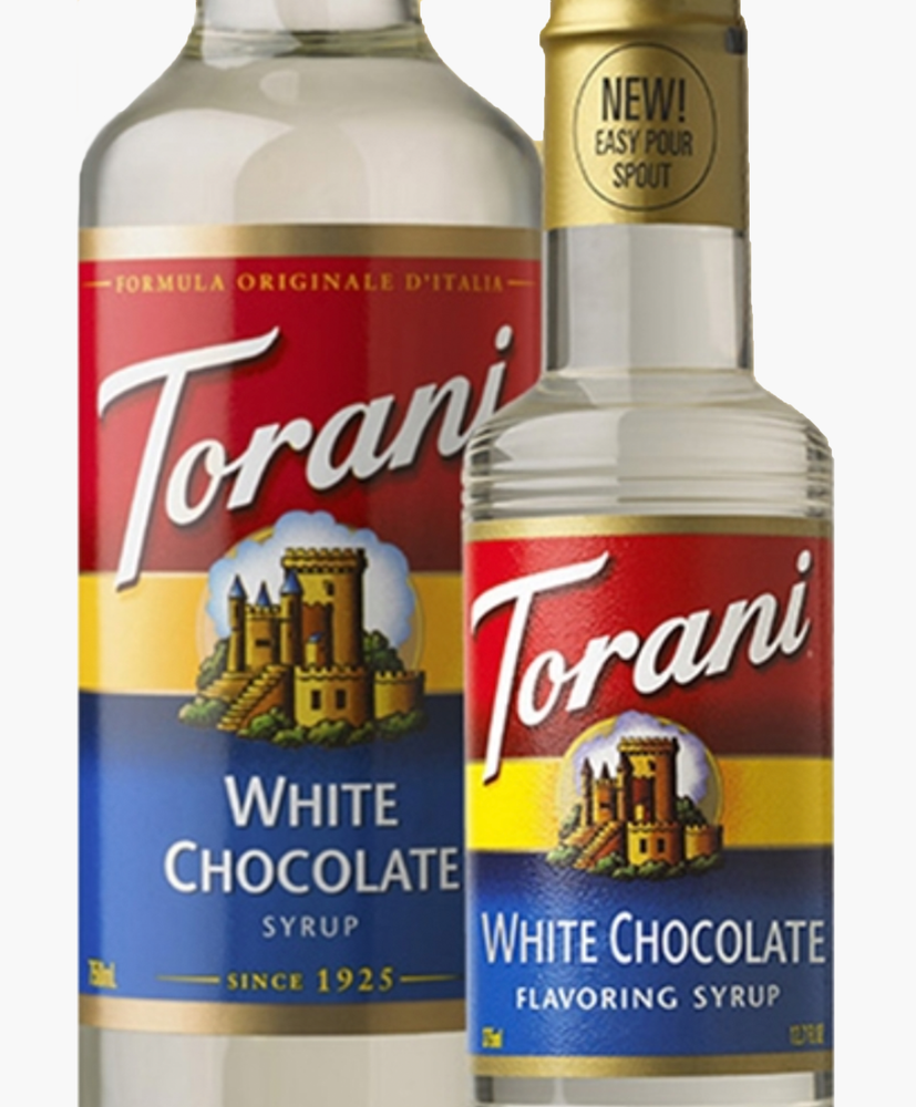 Load image into Gallery viewer, White Chocolate Torani® 750 ml Syrups