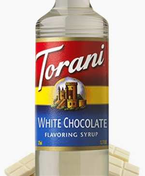 Load image into Gallery viewer, White Chocolate Torani 750 ml Syrups