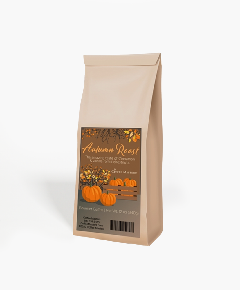 Autumn Roast Fall Bag