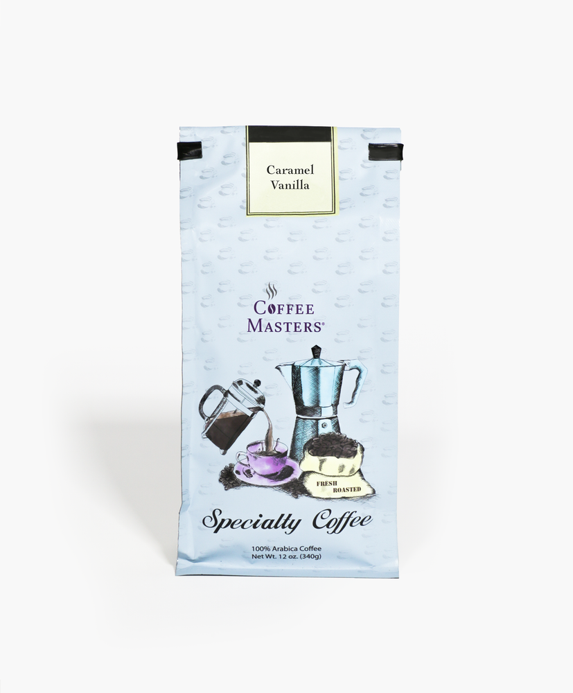Caramel Vanilla by Coffee Masters