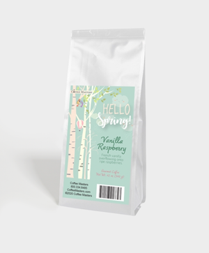 Vanilla Raspberry - Spring Bag