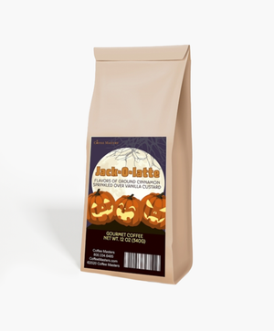 Load image into Gallery viewer, Jack-O-Latte - Fall Bag