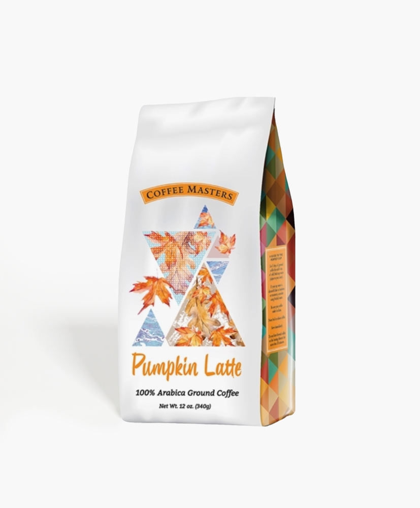Pumpkin Latte Festive Fall Bag