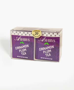 Load image into Gallery viewer, Cinnamon Plum Tea Bags - 20 Count