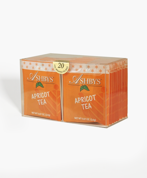 Apricot Tea Bags - 20 Count