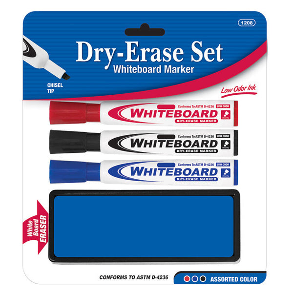 Wholesale School Supplies Dry Erase Markers with Eraser Sold in Bulk
