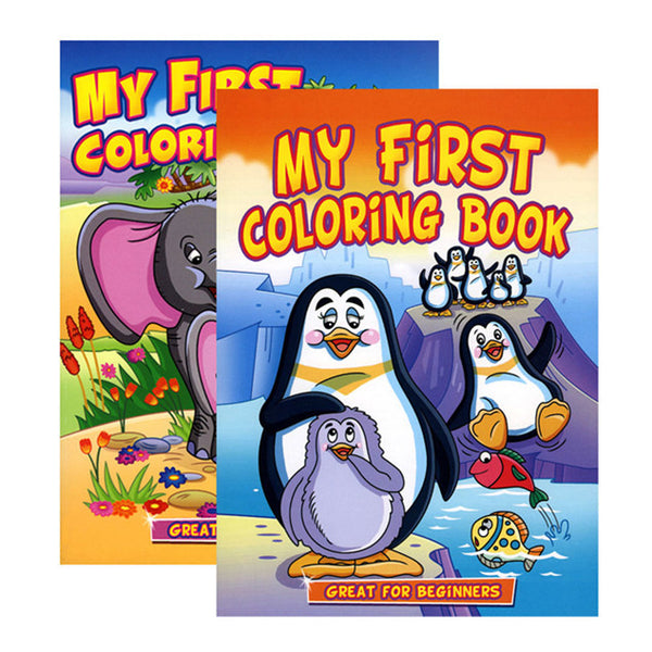 Jumbo Coloring Book Bulk School Supplies