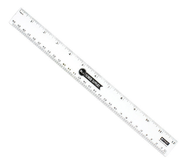 Ruler Sold at Wholesale with School Supplies in Bulk